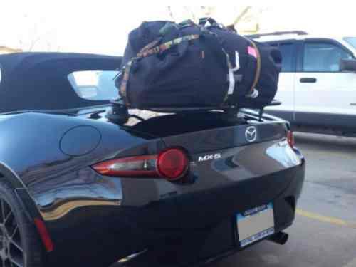 review of the revo rack mazda miata mx5 luggage rack