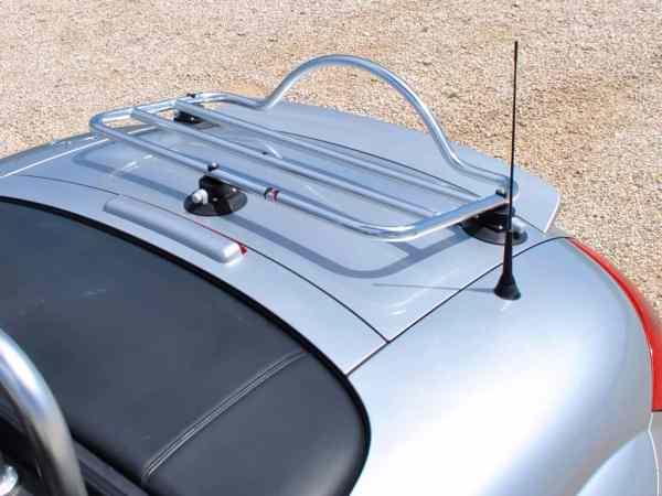 audi tt roadster porte-bagages acier inoxydable