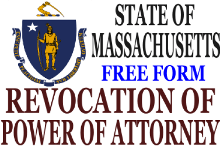 Free Templates 2018 Free Massachusetts Power Of Attorney Forms To