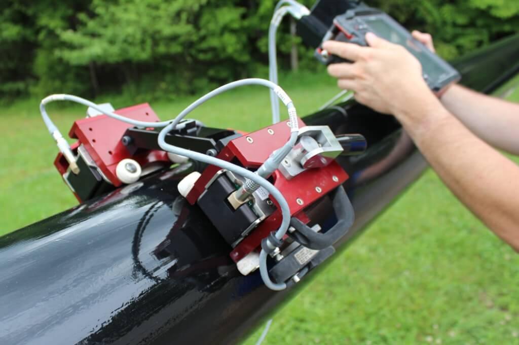 Innerspec MRUT A Pipe Tank Inspection