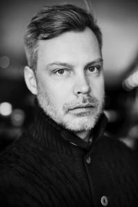 Joakim Zander. Foto: Sofia Runardotter