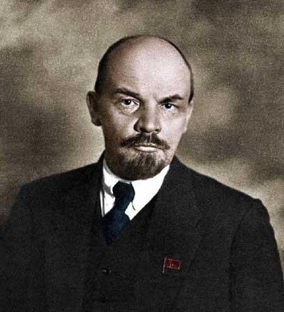 Ленин Владимир Ильич :: Революция.РУ