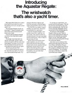 TAG Heuer advert from 1959.