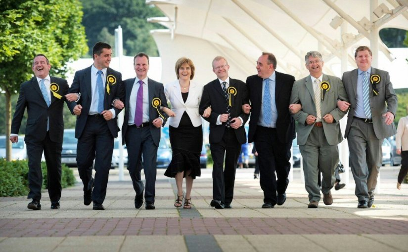 The SNP: Reality and Rhetoric