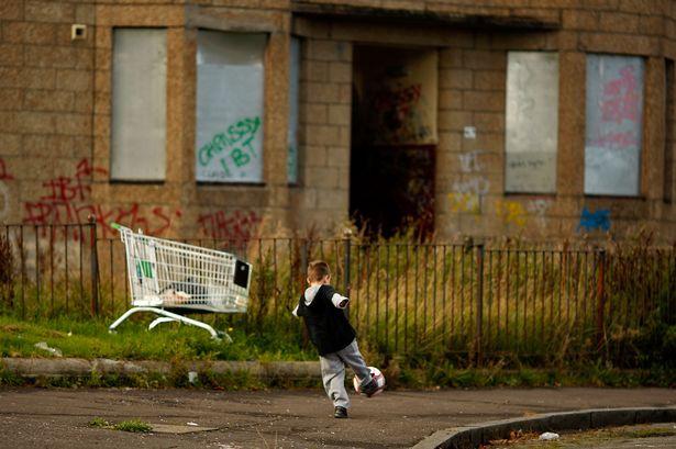 Poverty Amid Plenty