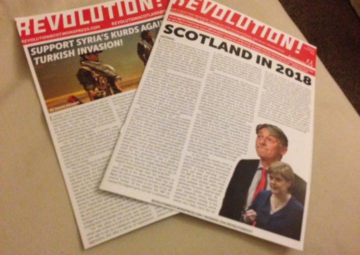 Issue 20 Editorial: Scotland in 2018