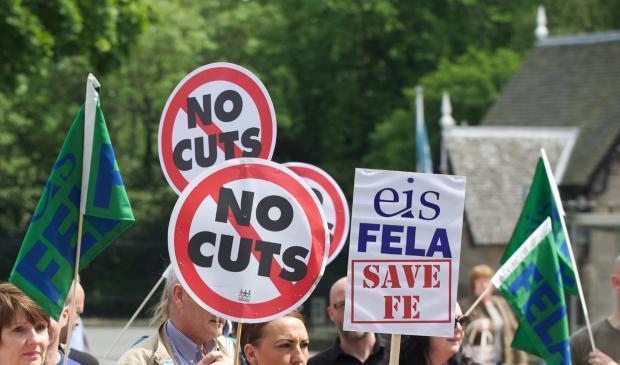 Strike Threats Pressure Holyrood Budget