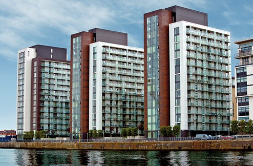 Who's to pay? Glasgow Harbour Tenants vs Private Construction