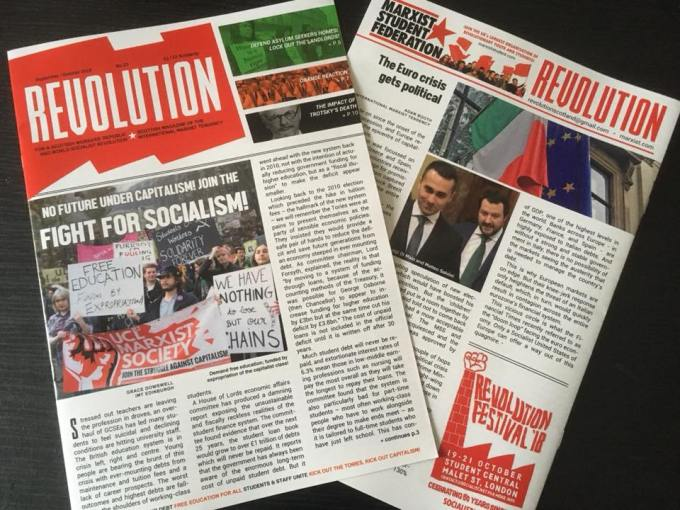 Fight for the Future (Issue 23 Editorial)