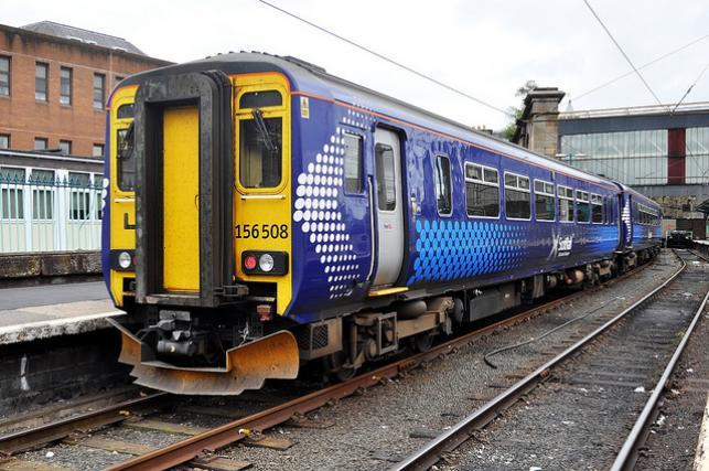 Holyrood Blocks Railway Nationalisation