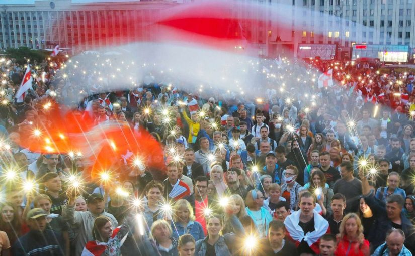 The Right is leading the movement in Belarus to a dead-end: Is there another way?