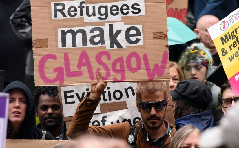 Death and Tragedy Among Glasgow's Refugees