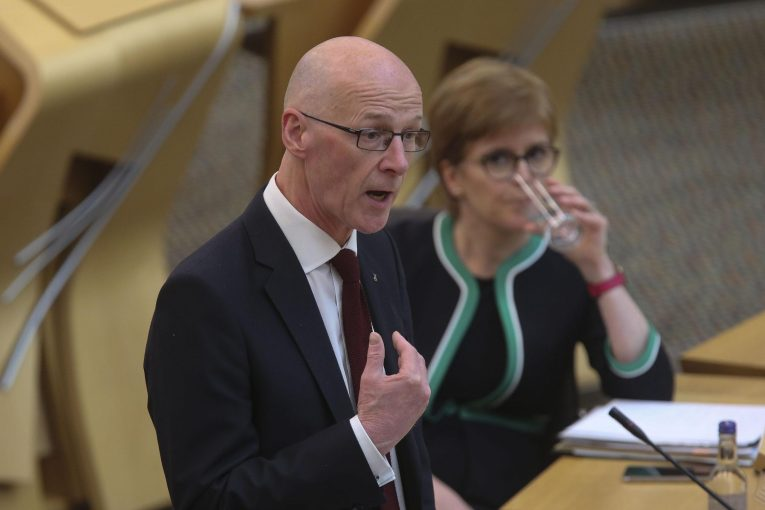 ScotGov Forced into U-Turn on SQA Results