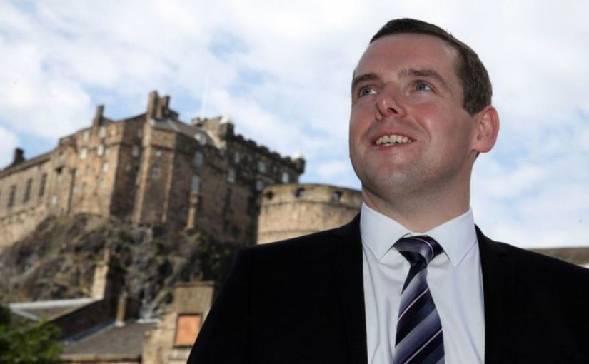 Tories Ditch Carlaw for Douglas Ross