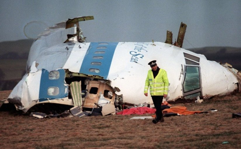 Lockerbie 32 Years On: Imperialism, Framings and Cover-ups