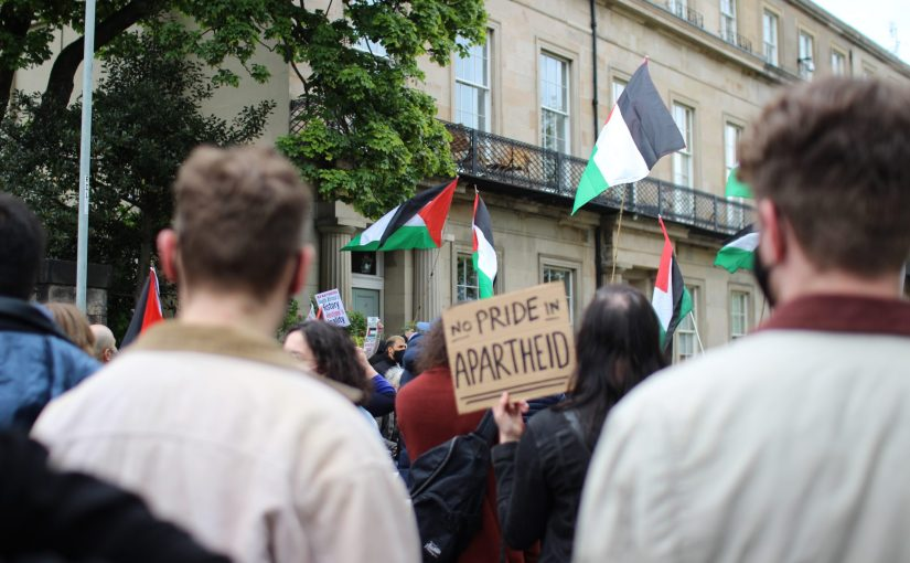 Scotland Marches For A #FreePalestine