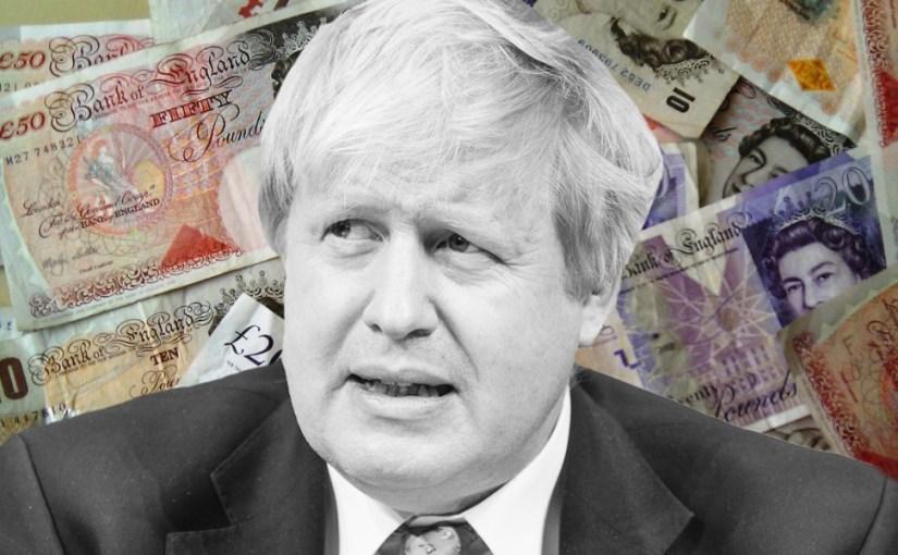 'Cash for curtains' — Capitalism means corruption
