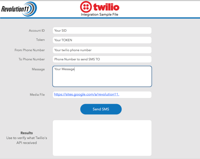 FileMakerTwilio
