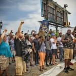Activists Don't Want Peace