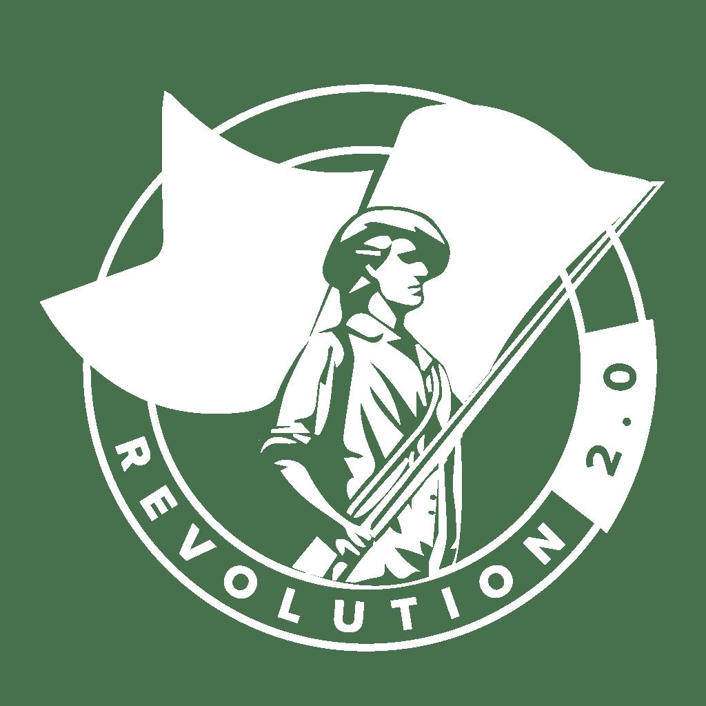 Revolution 2.0 Logo