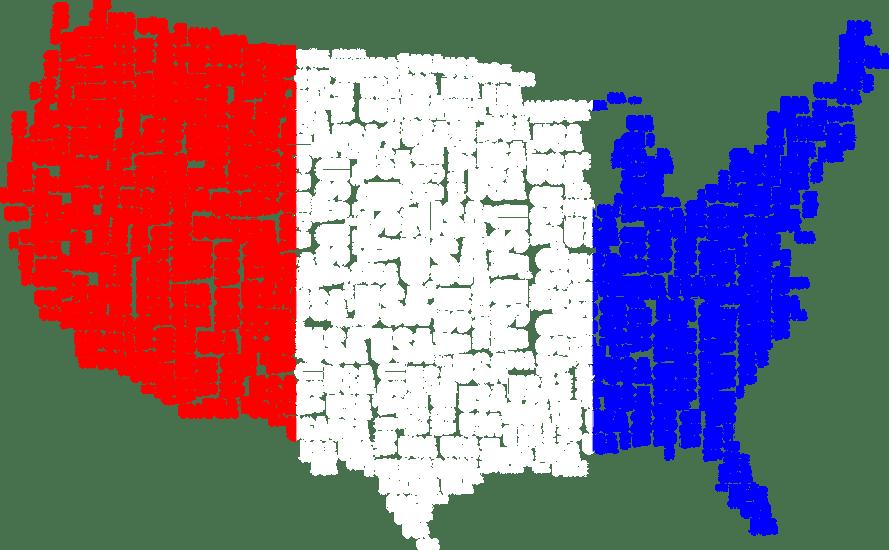 USA-MAp