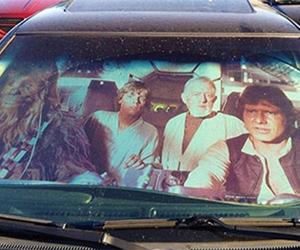 Star Wars Sun Shade