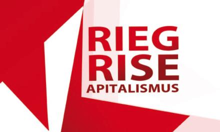 "Broschüre ""Krieg, Krise, Kapitalismus"""