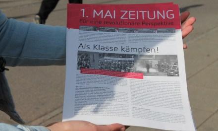 Zeitung zum 1. Mai 2014 – 100 Jahre Erster Weltkrieg
