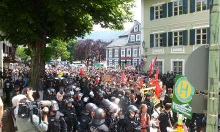 Fight G7 – Der Widerstand geht weiter!