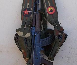 Grußbotschaft aus Rojava