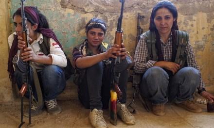 Perspektive Rojava – Veranstaltung mit dem Revolutionären Aufbau Schweiz