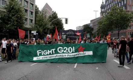 Fight capitalism – Texte zu den G20-Protesten in Hamburg 2017
