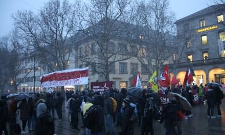 AfD-Mahnwache ohne Außenwirkung