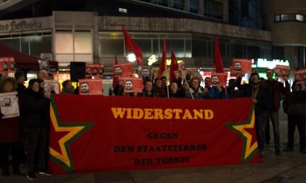 """Bericht zur Kundgebung """"Freiheit für die JournalistInnen in der Türkei"""""""