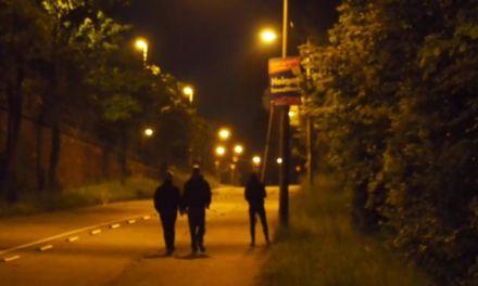 Den rechten Wahlkampf sabotieren – Video von antifaschistischer Straßenreinigung