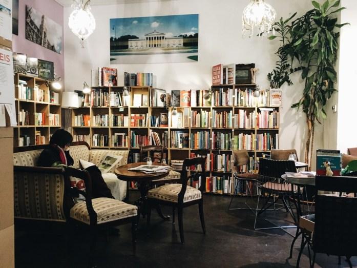 Die besten Buchhandlungen in München: Buch und Bohne
