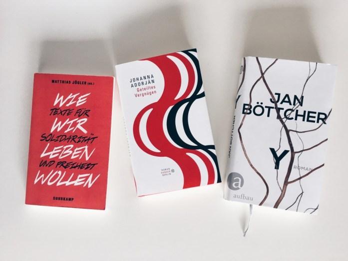 Gute Bücher in Kürze