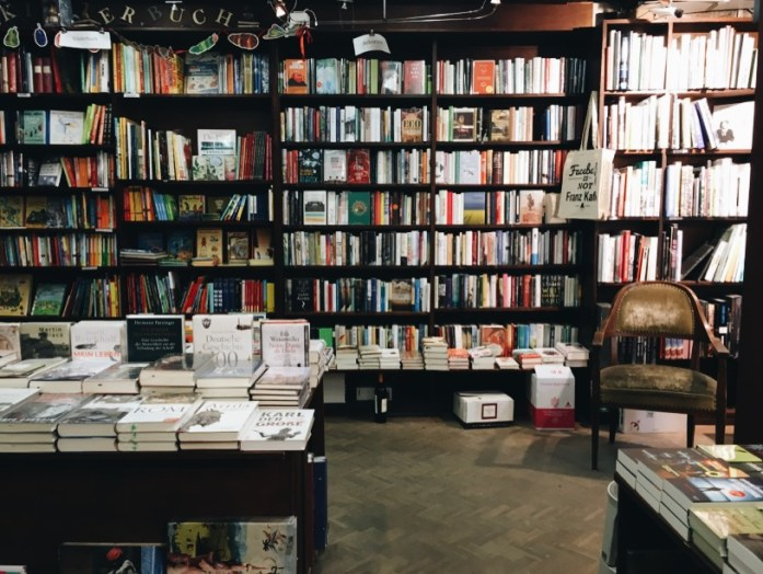 Buchhandlung Lentner