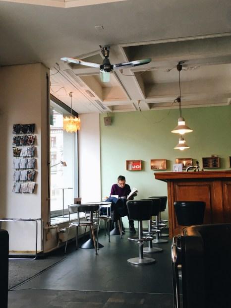 Zürich Travelguide und Fotoalbum: My Place Design & Coffeeshop