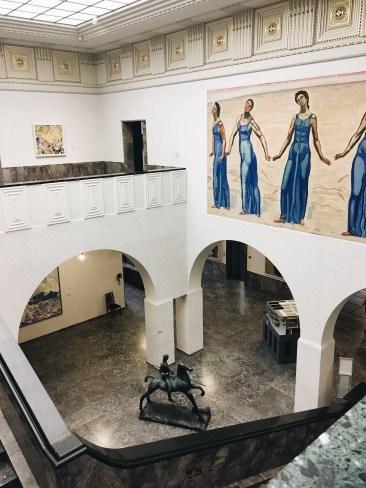 Zürich Travelguide und Fotoalbum: Kunsthaus Zürich