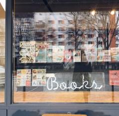 Travelguide Berlin: Die Buchhandlung Shakespeare and Sons in Friedrichshain