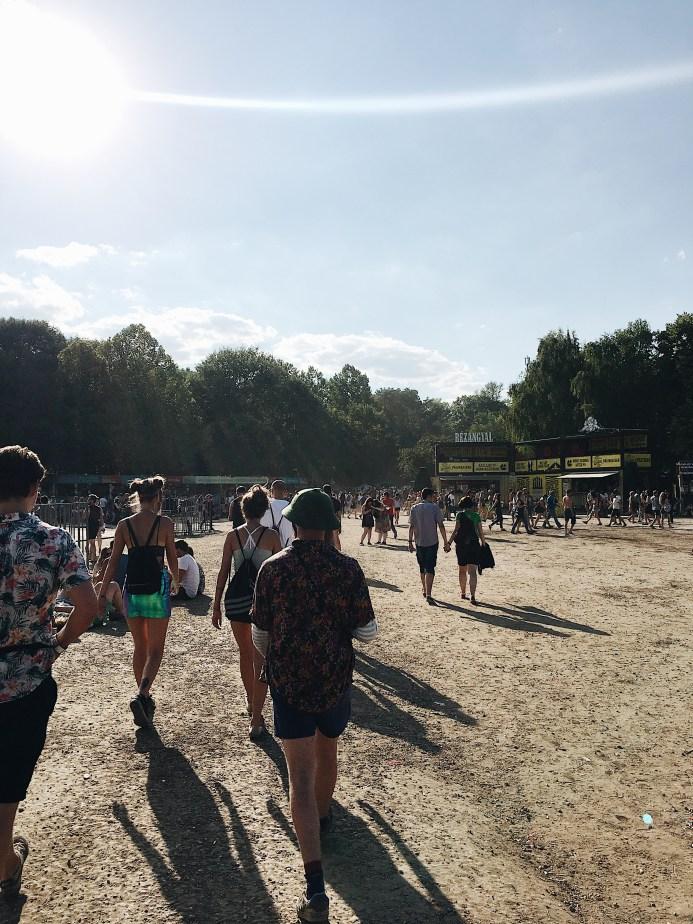 Fotoalbum: Budapest - Sziget Festival