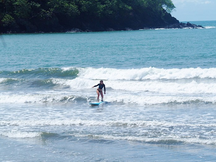 Surfen in Panama: Shokogi Surf School in Playa Venao