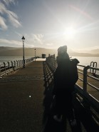 Winter in Wales: Beaumaris