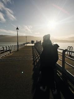 Winter in Wales: Beaumaris