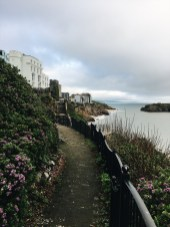 Winter in Wales: Tenby