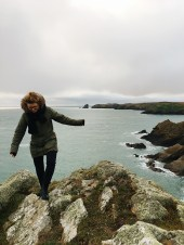 Winter in Wales: Pembrokeshire