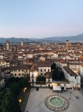 Italien-Roadtrip im Winter: Lucca