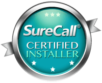 SureCall authorized certified cellular booster installer Fort McMurray Alberta