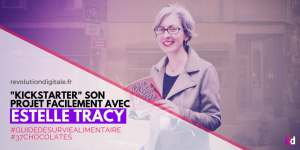 Estelle Tracy | RevolutionDigitale.fr